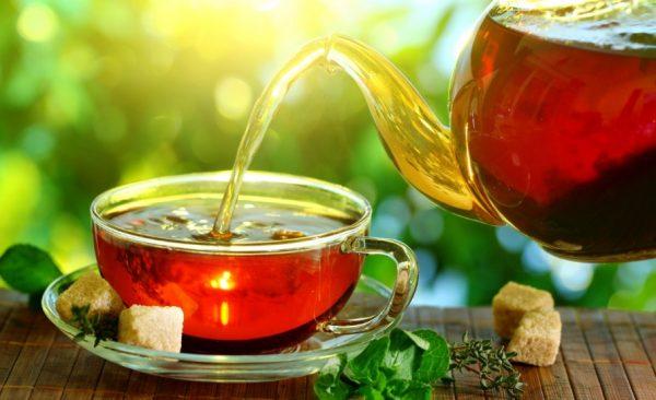Слабительные чаи для похудения