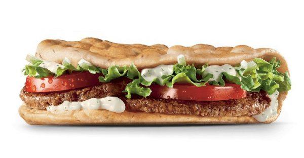 Калорийность «Макдоналдс»: сэндвичи