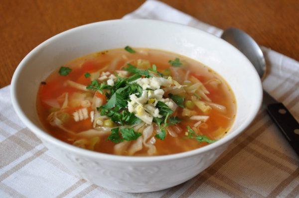 Любой суп - это источник энергии и сил