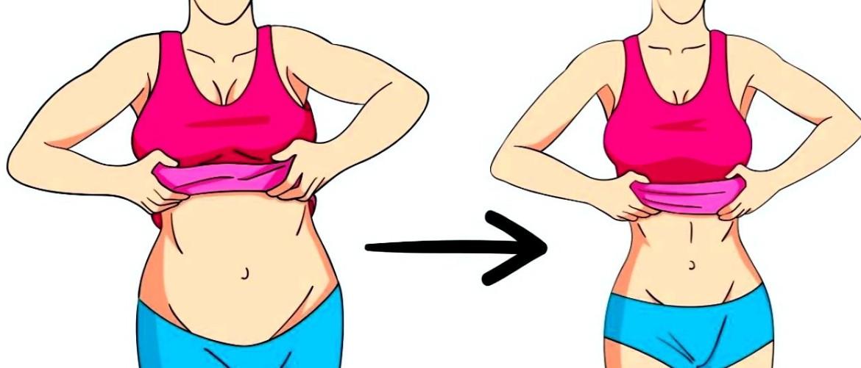 Как похудеть на 4 кг в месяц без диет