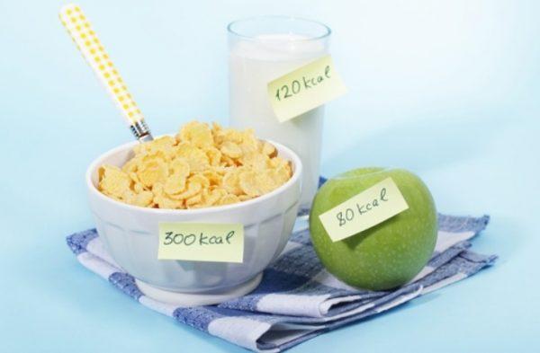 Диета 1000 калорий предполагает употребление любых продуктов, энергетическая ценность которых в сумме не превышает 1000 ккал