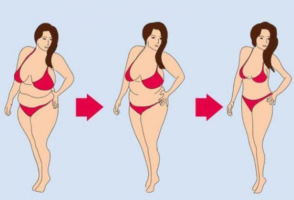 При отсутствии дополнительных факторов человеку в среднем требуется до 3 месяцев, чтобы безопасно для здоровья сбросить 3-5 кг