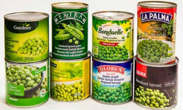 Для заготовки консервов в больших масштабах разработаны определенные стандарты качества