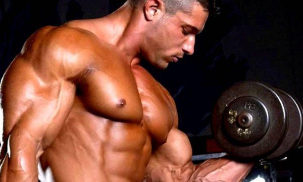 Стероиды способствуют прибавке мышечной массы