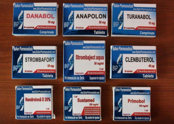 Дозировка анаболических стероидов в первый курс должна быть наименьшей