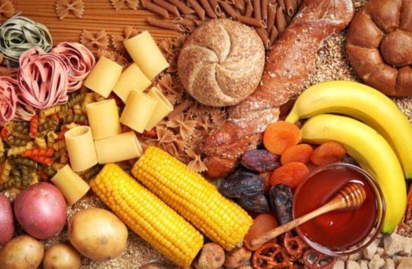 Все продукты питания, индекс которых превышает 65 единиц, считаются легкоусвояемыми