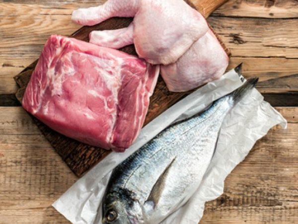 В изначальном виде мясо не содержит никаких углеводов