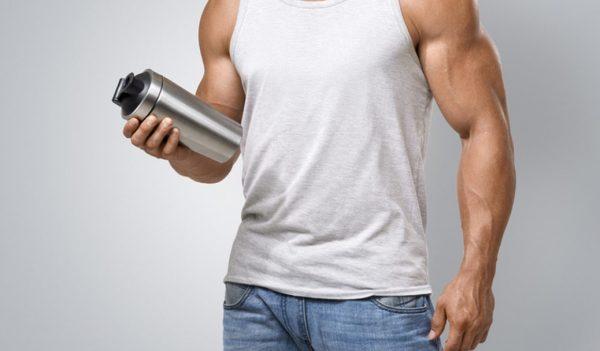 Гейнер для набора веса худым людям позволяет скорректировать массу тела