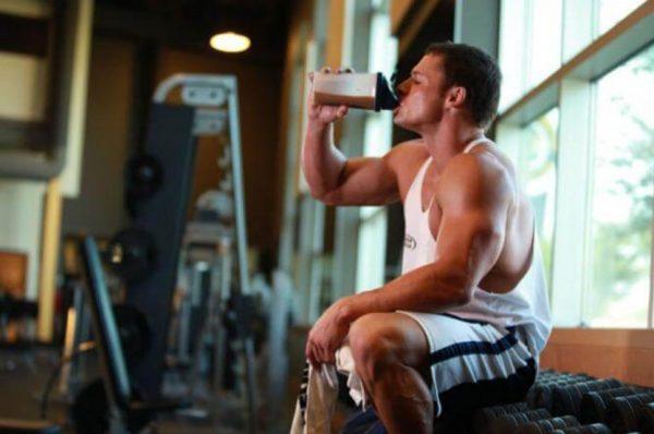 Гейнер подходит для спортсменов, имеющих худощавое телосложение