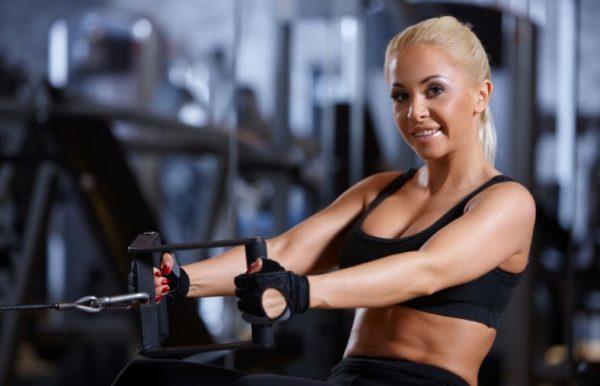 Спортивное питание подходит для набора веса обладательницам эктоморфного телосложения