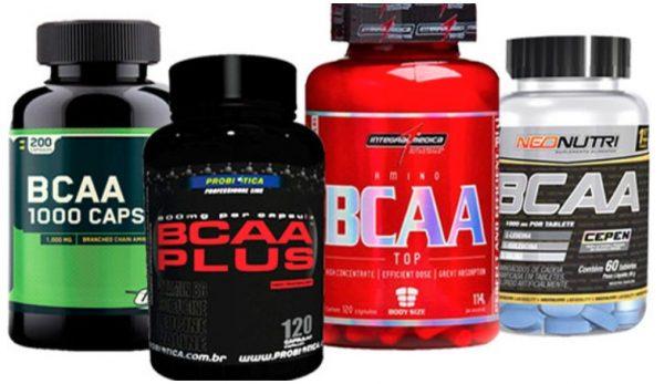 BCAA – комплекс аминокислот