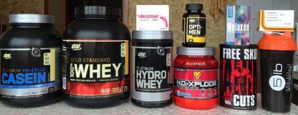 В тренировочные дни количество белка следует увеличить