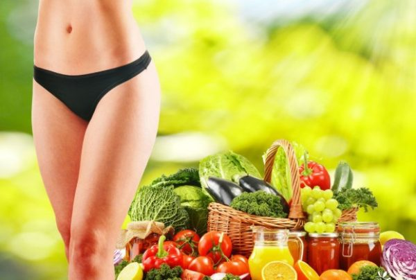 Вывести из организма токсины и тем самым запустить процесс похудения в области талии могут некоторые продукты