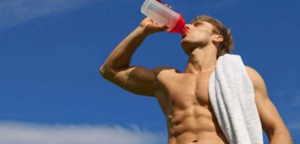 Применение спортпита помогает улучшить результаты тренировок
