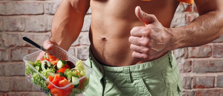 Правильное питание для роста мышечной массы
