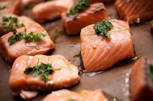 На ужин можно есть отварное мясо для получения необходимого объема белка