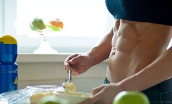 Контролируйте вес, пересчитывая норму при его изменении