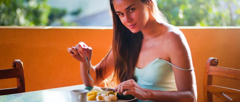Питание при похудении живота