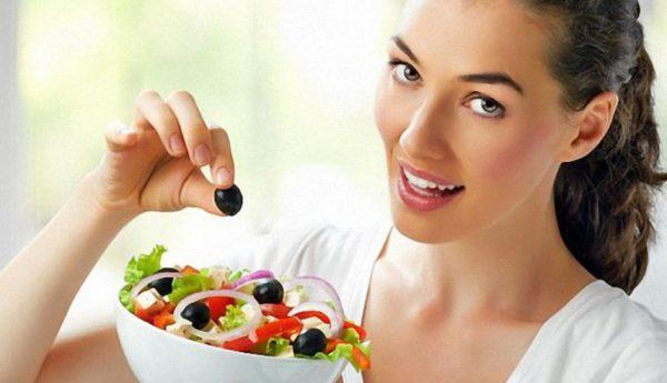 Жиросжигающее меню должно содержать все необходимые для нормальной деятельности организма продукты