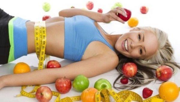 Диетическое меню на неделю для похудения живота