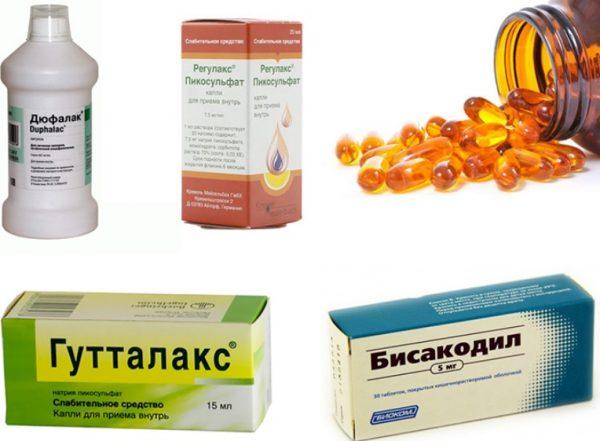 Медикаменты с осмотическим действием