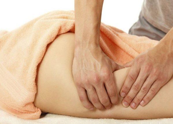 Как похудеть в ляшках с помощью массажа