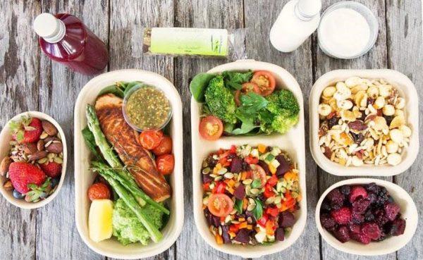 Лучшие продукты для набора мышечной массы: меню