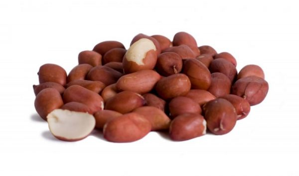 Чем полезен сырой арахис