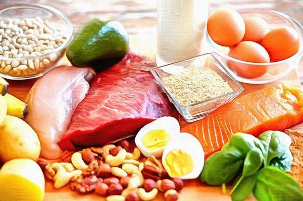 Правила белковой диеты на 2 недели