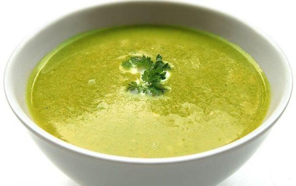 Жиросжигающий суп-пюре