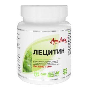 Стимуляторы: Лецитин, L-карнитин, Тавамин
