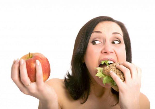 Что делать при преждевременном срыве диеты?