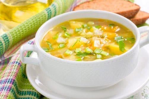 Луковый суп: минус 10 кг за неделю