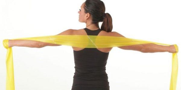 «Бабочка» для мышц груди