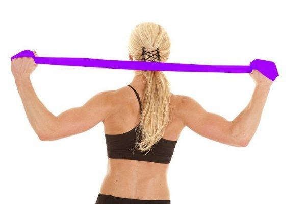 Вертикальная тяга для спины