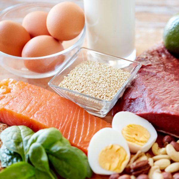 Знаменитая белковая диета