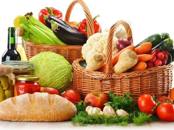 В течение недели ешьте один из разрешенных ингредиентов