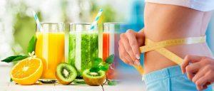 Разгрузочный день для похудения живота
