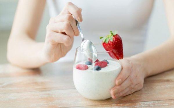 Йогуртовая диета на 3 дня