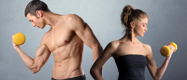 Как быстро набрать мышечную массу с помощью спортивного питания