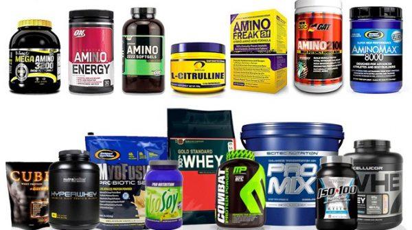 На основе белка создана большая часть всего спортивного питания