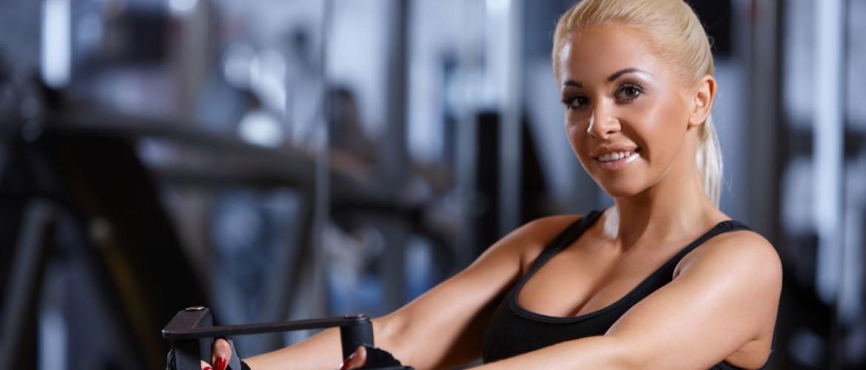 Как быстро набрать мышечную массу худой девушке