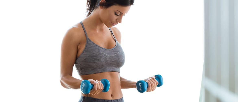 Как набрать мышечную массу худой девушке – питание и программа тренировок