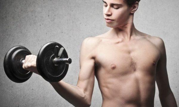 Программа тренировок для эктоморфа для набора мышечной массы: особенности