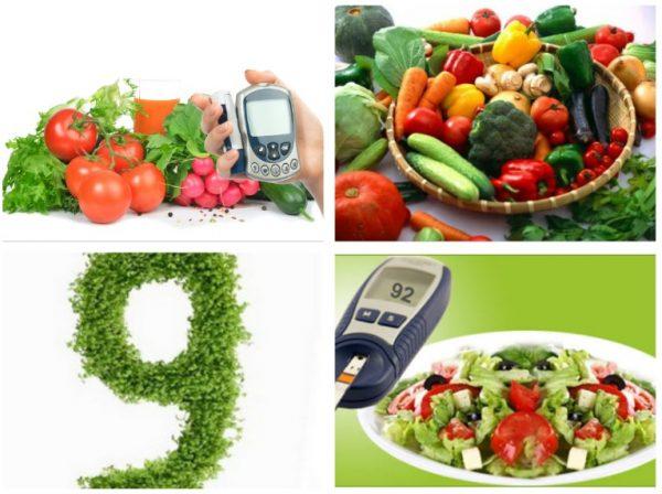 Основные правила диеты 9 при беременности