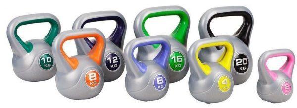 Тренировки с гирями в домашних условиях: комплекс упражнений для разных мышц