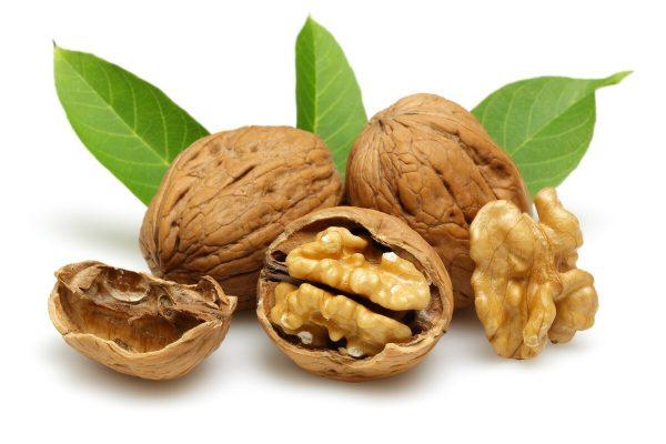 Грецкие орехи: калорийность, белки, жиры и углеводы