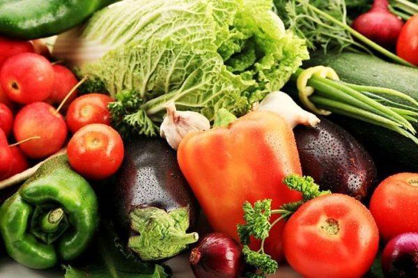 Овощная диета на 3 дня: минус 5 кг
