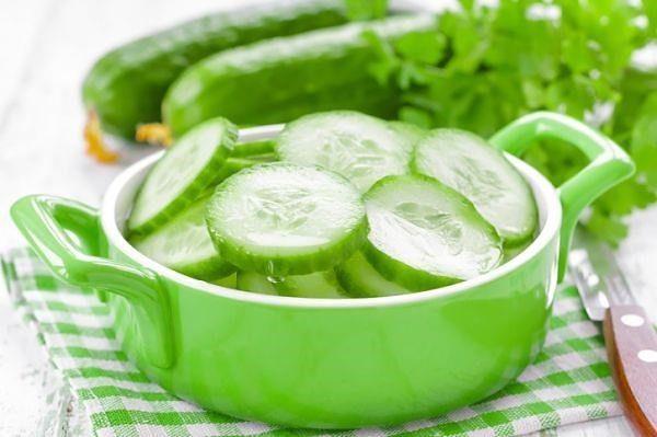 Огуречная диета для похудения: правила, разрешенные продукты