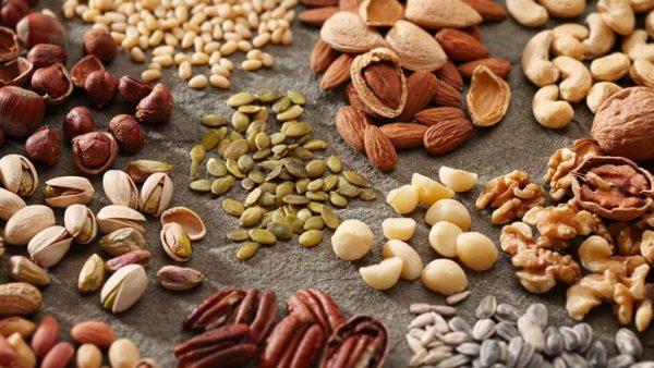 Растительные жиры: список продуктов